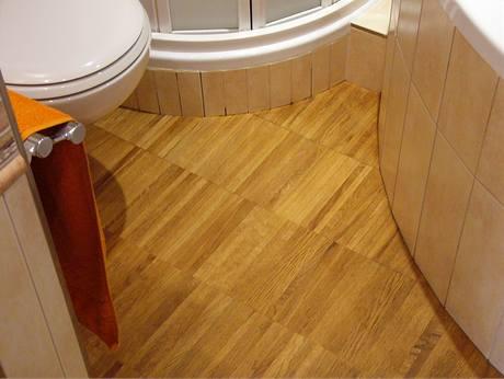 Po zahřátí, zatížení a ochlazení se výrazně zvýší odolnost dřeva