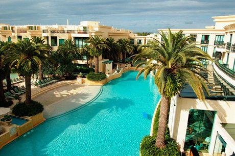 Hotel Pallazo Versace v Austrálii na Gold Coast