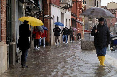Itálie, Benátky
