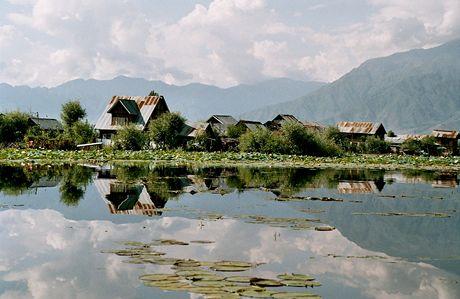 Kašmír, Šrínagar