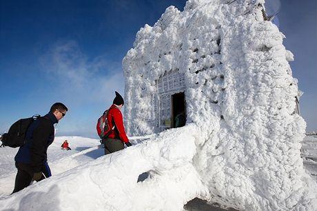 Poštovna na Sněžce