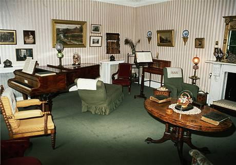 Dům Charlese Darwina v anglickém Kentu