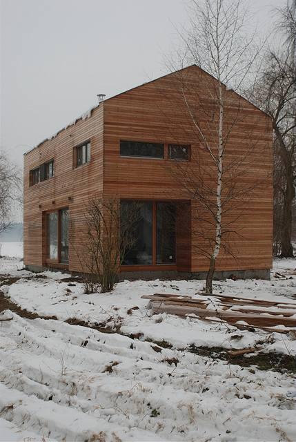 Mimosa architekti - rodinný dům v Bohumilči