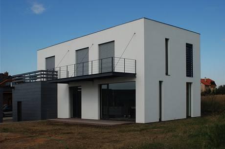 Mimosa architekti - rodinný dům v Klecanech