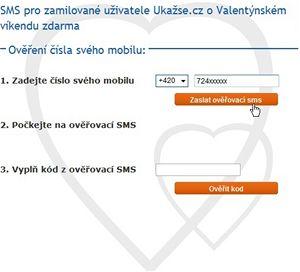 SMS valentýnky zdarma
