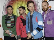 Brit Awards 2009 - Coldplay v zákulisí