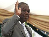 Nový zimbabwský premiér Morgan Tsvangirai