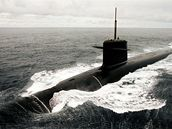 Francouzská ponorka Le Triomphant
