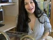 Matka osmerčat Nadya Sulemanová.