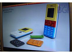 Lego mobil od Alcatelu