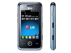 LG GM730 press