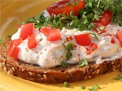 Dom�c� kv�skov� chleba - luxusn� zdrav� sva�ina.