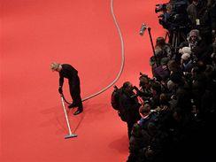 Berlinale 2009 - rudý koberec
