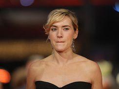 Berlinale 2009 - Kate Winsletová zamyšlená