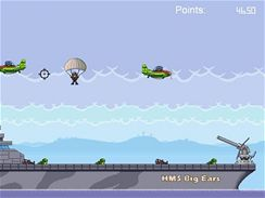 Those Pesky Parachutists