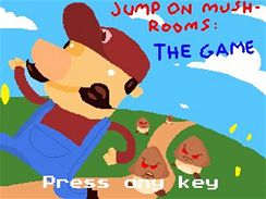 Jump on Mushrooms: The Game