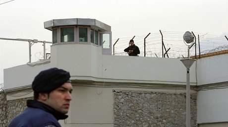 Aténská věznice Korydallos