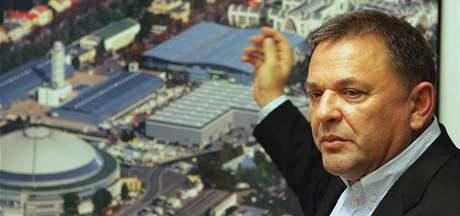 Generální ředitel Veletrhů Brno Jiří Škrla