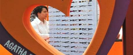 Na brněnském výstavišti začal veletrh optiky Opta. Až do neděle firmy představí letošní novinky, například brýle, které se zaručeně nezamlží.