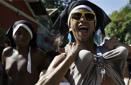 Karneval v Riu (21.2.2009)