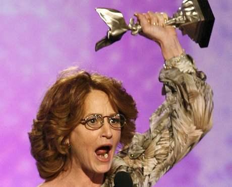 Spirit Awards 2009 - herečka Leová k filmu Frozen River