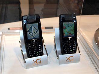 Telefony pro šifrovaný přenos hovoru