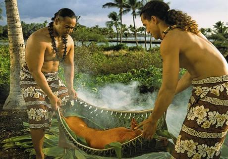 Nechte si uvařit od pravých Havajanů.