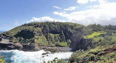 Ostrov Oahu.