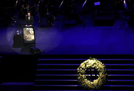 Uctění památky australských obětí požárů