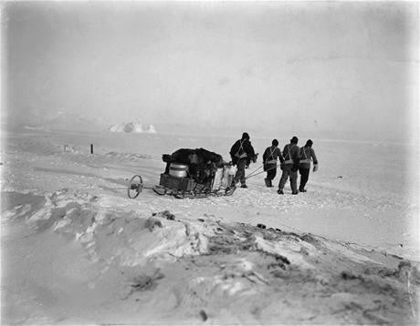 Výprava Roberta Falcona Scotta na jižní pól
