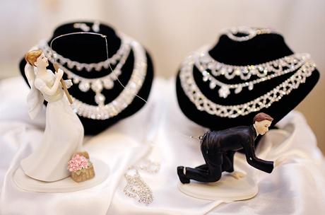 Šperky a bižuterie - Svatební veletrh 2009