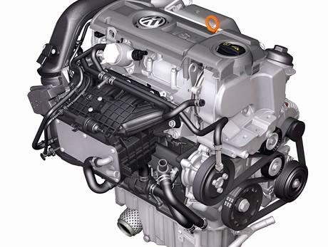 Motor 1,4 TSI 122 k