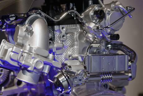 Nový motor  2,2 MZR-CD pro Mazdu 6