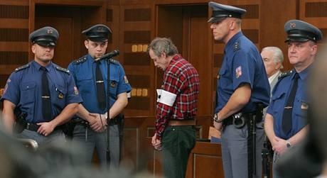 Antonín Novák dostal za zneužití a vraždu malého Jakuba doživotí