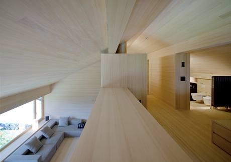 Interiér domu od Helmuta Dietricha