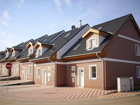 Bydlení v anglickém stylu v lokalitách Lešany, Slatina a Kralupy nad Vltavou