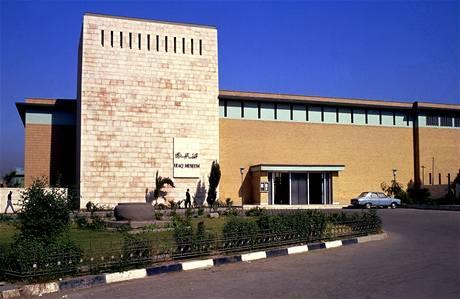 Irácké Národní muzeum