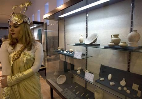Irácké Národní muzeum se po šesti letech znovuotevřelo návštěvníkům