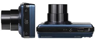 Sony W290 - shora, z boku