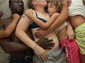 World Press Photo 2009. 1. místo v kategorii Každodenní život - série. Fotografka: Brenda Ann Kenneally, USA.
