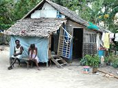 Filipíny - ostrov Boracay