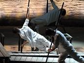 Z opery Smrt v Benátkách