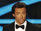 Oscar 2008 - moderátor Hugh Jackman