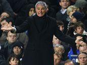 Chelsea - Juventus: trenér Claudio Ranieri