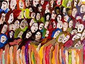 Ceija Stojka: Ženy z Ravensbrücku, 2003 (z knihy Žijeme ve skrytu)