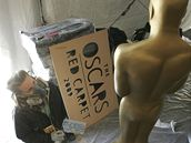Oscar 2009  - socha