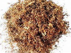 Jemně řezaný tabák
