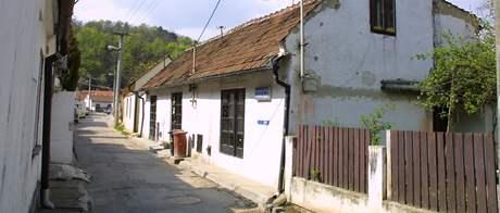 Kamenná kolonie v Brně