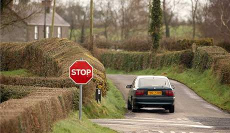 Podle britských médií detektivové zkoumají auto nalezené asi osm kilometrů od základny v Randalstownu, mohlo totiž patřit útočníkům. (8. březen 2009)