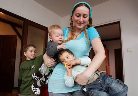 Na vlastní kůži - čtyři děti a uštvaná chůva